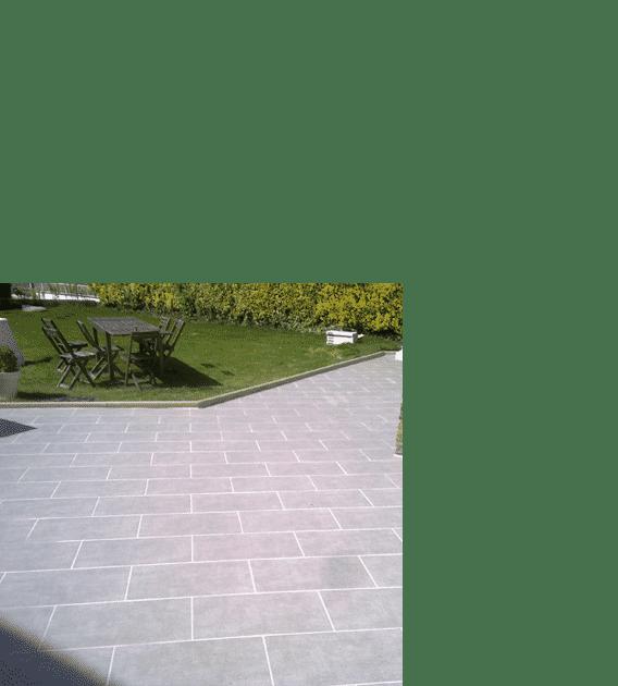 rénovation sol exterieur
